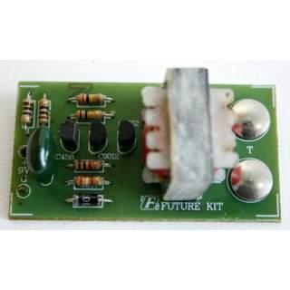 901FA: ไฟกระตุกความถี่สูง 9V