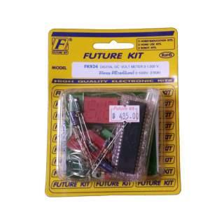 924FK: ดิจิตอล ดีซีโวลท์มิเตอร์ 0-1000V