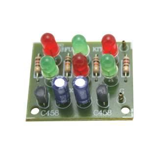 133FA: ไฟดิสโก้ LED 6 ดวง