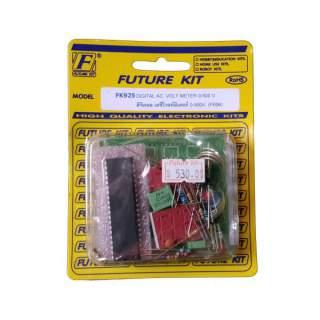 925FK: ดิจิตอล เอซีโวลท์มิเตอร์ 0-500V