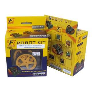1111FK: หุ่นยนต์วิ่งหลบสิ่งกีดขวาง MICRO PIC1