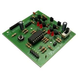1111CFA: ชุดควบคุมหุ่นยนต์ MICRO PIC1