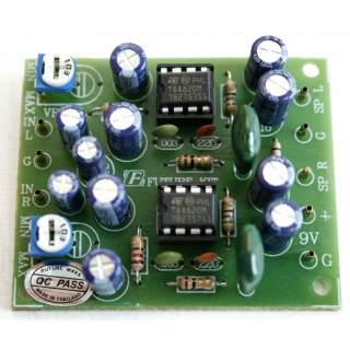 603FA: ขยายเสียง IC 2+2W สเตอริโอ