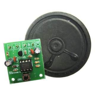 206FA: เสียงช้าง IC ดิจิตอล พร้อมลำโพง