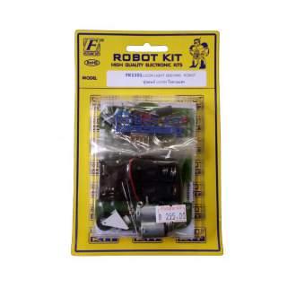 1101FK: หุ่นยนต์ LICON วิ่งตามแสง