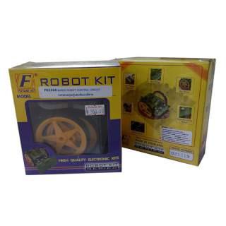 1114FK: วงจรควบคุมหุ่นยนต์แบบมีสาย