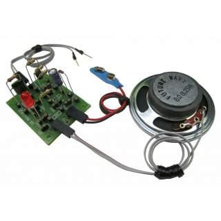 1229FK: เตือนน้ำล้น น้ำท่วมด้วยไฟ LED และเสียง
