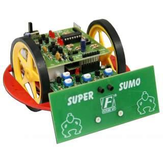 1113FA: หุ่นยนต์ซูโม่ MICRO PIC