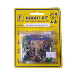 1104CFK: ชุดควบคุมหุ่นยนต์ SECON