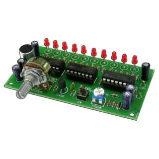 181FA: เกมส์ทดสอบพลังเสียง 10 LED