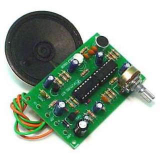930FA: วงจรเปลี่ยนเสียงพูดให้เป็นเสียงหุ่นยนต์