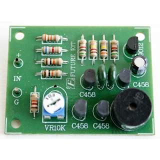 915FA: เตือนไฟแบตเตอรี่ตก 12V พร้อมบัซเซอร์