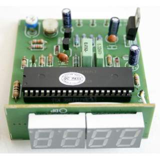 924FA: ดิจิตอล ดีซีโวลท์มิเตอร์ 0-1000V