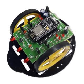 1130FA: หุ่นยนต์ควบคุมด้วยโทรศัพท์มือถือ