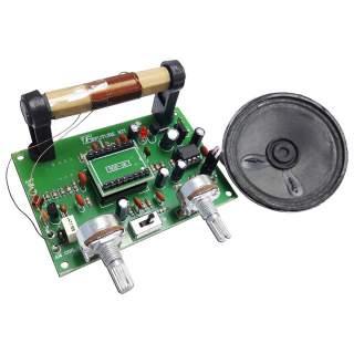 716FA: วงจรเครื่องรับวิทยุ AM/FM แบบ DSP
