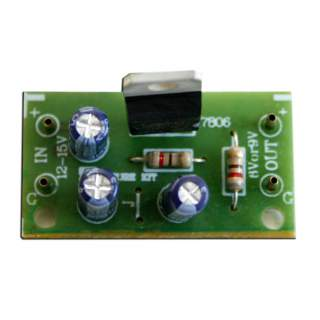805FA: ย่อไฟจากไฟ 12V เป็น 6V, 9V