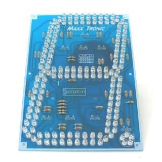 MX003: ตัวเลขจัมโบ้ 7 นิ้ว (LED อัลตร้าไบร์ท)