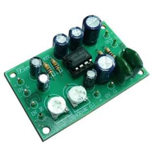 673FA: ขยายเสียง 1+1W ใช้ IC TDA2822M