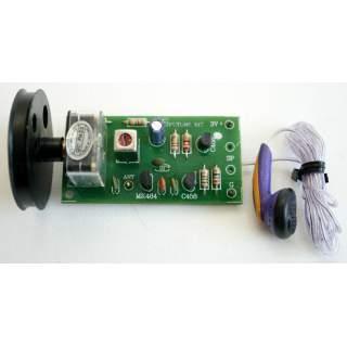 709FA: วิทยุ AM แบบง่าย พร้อมหูฟัง