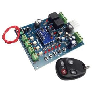 MX127: กันขโมย 4 โซน พร้อมรีโมทคอนโทรล