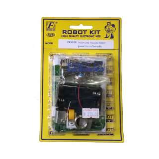 1105FK: หุ่นยนต์ TACON วิ่งตามเส้น