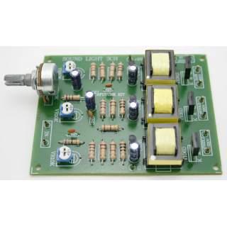 130FA: ซาวด์ไลท์ 3 ช่อง 2400W. 220V