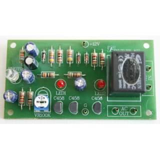402FA: สวิตซ์ควบคุมด้วยแสง (เปิด-ปิด)