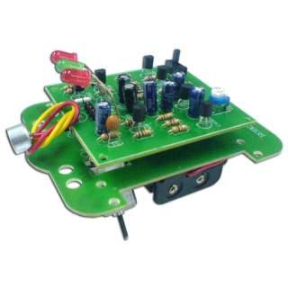 1104FA: หุ่นยนต์ SECON ควบคุมด้วยเสียง