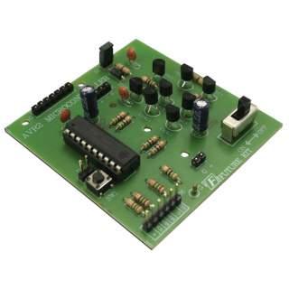 1110CFA: ชุดควบคุมหุ่นยนต์ MICRO AVR2